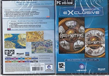 Rise of Nations + Rise of Nations: Thrones & Patriots
