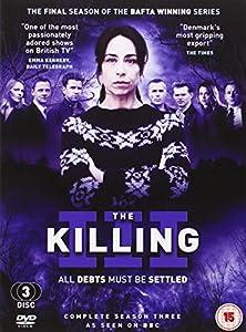 The Killing - Complete Season 3 - 3-DVD Box Set (Forbrydelsen (Forbrytelsen)) (The Killing - Complete Season Three) [ NON-USA FORMAT, PAL, Reg.2 Import - United Kingdom ] (2012)