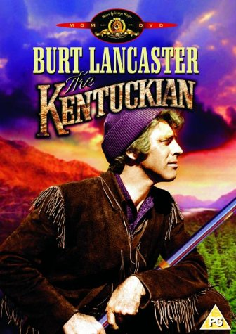 The Kentuckian [DVD]
