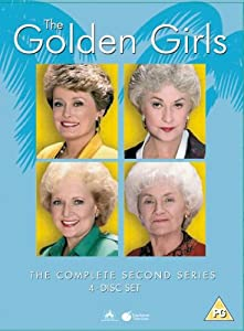 The Golden Girls - Series 2 - Complete [Import anglais]