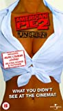 American Pie 2 Unseen [VHS] [2001]