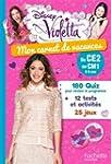 Violetta - Mon carnet de vacances - D...