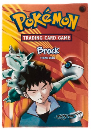 Pokemon Trading Card Game Gym Heroes Theme Deck Brock - Buy Pokemon Trading Card Game Gym Heroes Theme Deck Brock - Purchase Pokemon Trading Card Game Gym Heroes Theme Deck Brock (Wizards Of The Coast, Toys & Games,Categories,Games,Card Games,Collectible Trading Card Games)
