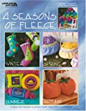 img - for 4 Seasons Of Fleece (Leisure Arts #3772) book / textbook / text book
