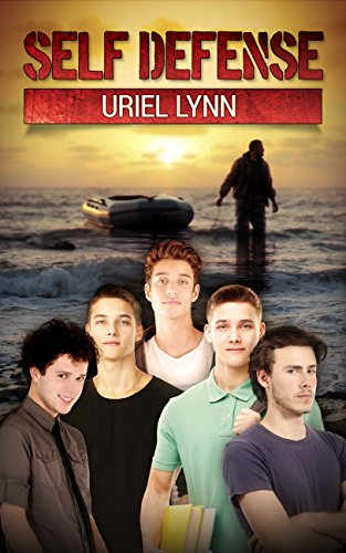 Five teenagers in a terror stricken country take courageous measures to defend themselves and their loved ones.  Uriel Lynn's thrilling YA action novel Self Defense is free in today's freebie book alert!