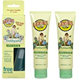 Jason Earth's Best Toothpaste, Apple & Pear, 1.6 oz