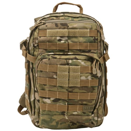 5.11 Rush 12 Combat Backpack Tactical Pack 21L Crye MultiCam Camo