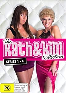 Kath And Kim - Limited Edition Collector's box set 1-4