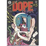 Dope Comix #5 (All Marijuana Issue)