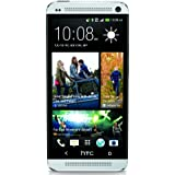 HTC One M7 Factory Unlocked Cellphone, US Warranty, 32GB, Silver