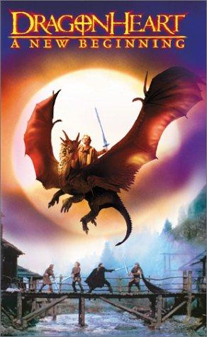 Dragonheart - A New Beginning [VHS]