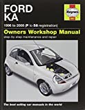 img - for Ford Ka Service and Repair Manual: 96-08 (Haynes Service and Repair Manuals) book / textbook / text book