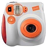 FUJIFILM インスタントカメラ チェキ instax mini 7 オレンジ INS MINI 7 OR