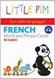 Little Pim French Word and Phrase Cards (Vol. I): French (French Edition)