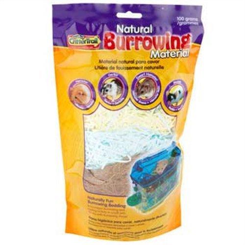 Super Pet 100-Gram Critter Trail Burrowing Material