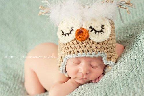 Crochet Newborn Hat Pattern front-1004912