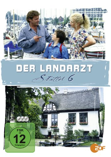 Der Landarzt - Staffel 6 (Jumbo Amaray - 3 DVDs)