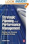 Strategic Planning and Performance Ma...