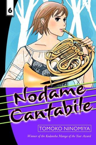 Nodame Cantabile 6 (Nodame Cantabile)David Walsh
