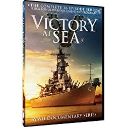 Victory At Sea - The Complete 26 Episode Series - Plus 6 Bonus War Documentary Programs