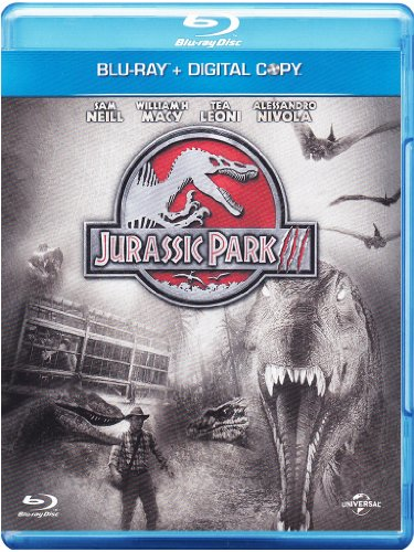 Jurassic Park III (+digital copy)