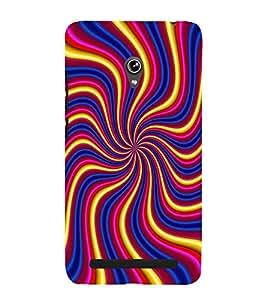 EPICCASE Sweet Candy Mobile Back Case Cover For Asus Zenfone 6 (Designer Case)