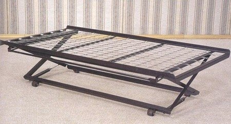 Cheap Coaster Daybed Pop Up Trundle Frame And Rail Twin