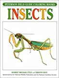 Insects (Peterson Field Guide Coloring Books)