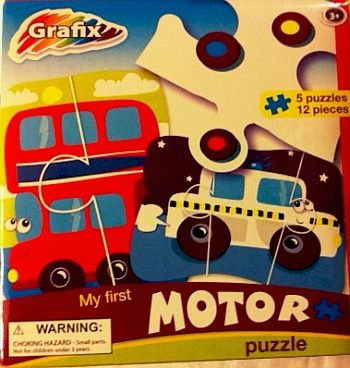 My First Motor Puzzle - 1