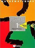 Mathématiques 1ère Hôtellerie
