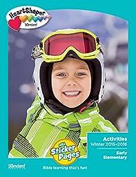 Early Elementary Activities—Winter 2015-2016 (HeartShaper® Children's Curriculum)