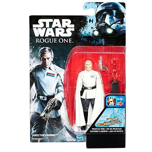 "Star Wars Rogue One 3.75"" Director Krennic Action Figure"