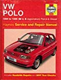 VW Polo (1994-99) Service and Repair Manual (Haynes Service and Repair Manuals) R. M. Jex