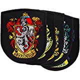 Harry Potter School Crest ● Set of 5 Patches ● Cinereplicas®