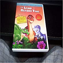 The Land Before Time Bonus 2-Episode TV Series DVD
