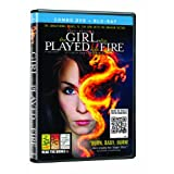 The Girl Who Played with Fire (DVD/Blu-ray Combo in DVD Amaray Packaging)by Noomi Rapace