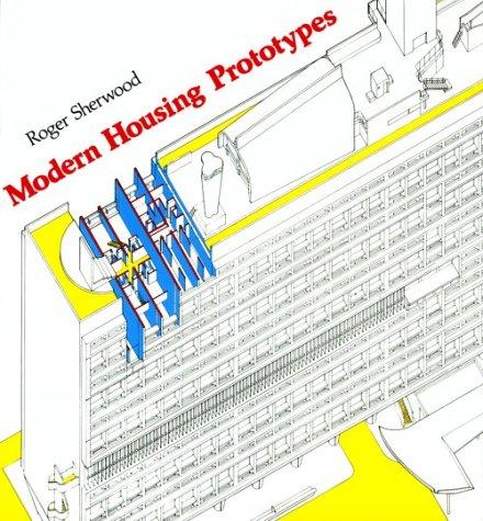 Modern Housing Prototypes (Harvard paperbacks)