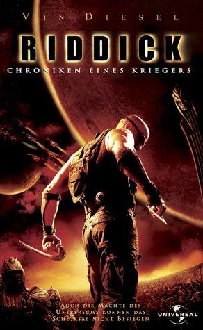 Riddick - Chroniken eines Kriegers [VHS]