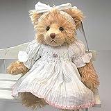 【Settler Bears セトラベアーズ】テディベア ぬいぐるみ  pamelaパメラ 約35cm 可愛いハンドメイドテディベア