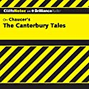 The Canterbury Tales: CliffsNotes (       UNABRIDGED) by James L. Roberts, Ph.D. Narrated by Ellen Grafton