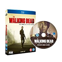 The Walking Dead - Season 5 with Bonus Disc (Amazon.co.uk Exclusive Limited Edition) [Blu-ray] [2015]
