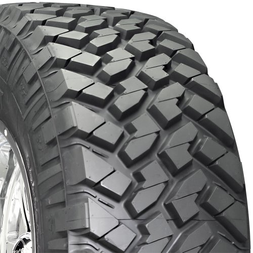 Nitto Trail Grappler M/T All-Terrain Tire - 295/70R17