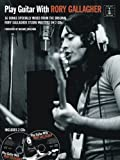 Play Guitar with Rory Gallagher (Bk/2cd) (Book & CD)