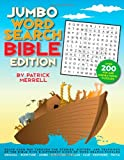 img - for Jumbo Word Search: Bible Edition book / textbook / text book