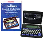 Franklin DMQ119 Collins Dictionary &...
