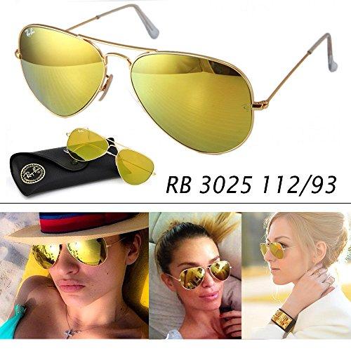 ray ban aviator mirrored sunglasses - Holly\'s Restaurant and Pub