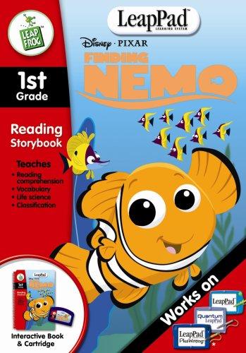 LeapFrog LeapPad Educational Book: Finding Nemo - 1