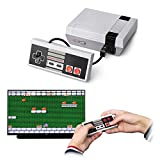 Classic Mini TV retro Game Console Video Game Entertainment System Family Double Gamepad With Built in Real 400 Games 3-5 years old Gift by dainslef