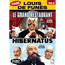 Hibernatus - Grand restaurant (Louis de Funes) French only