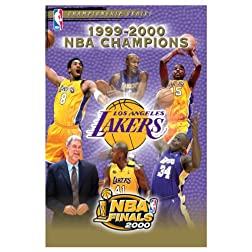 NBA Champions 2000: Los Angeles Lakers